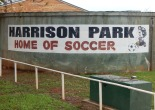 Harrison Park - the soccer fields were named after Ron Harrison