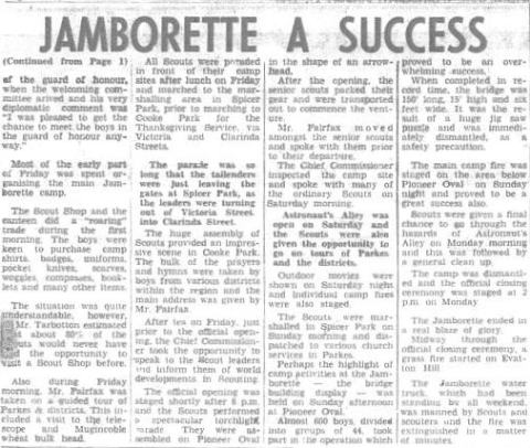 Source: The Champion Post Wednesday March 29,1967