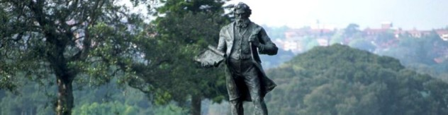 Another statue of Sir Henry Parkes, this one is located in Centennial Park (aka The People's Park) and can be found on the Centennial Parklands blog called 7 Reasons Why Sir Henry Parkes matters