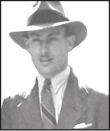 """Photograph of Keith George """"Budge"""" Mazoudier, wartime Mayor and grazier. Source: Parkes Champion Post Monday July 11, 2011, page 5"""