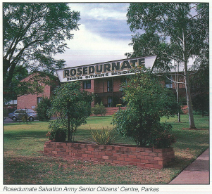 Photograph of Rosedurnate from 1988. Source: Beautiful Shire of Parkes (photographer unknown) p.2