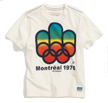 Logo of the 1976 Montreal Olympic Games. Source: Olympic.org The Official website of the Olympic Movement