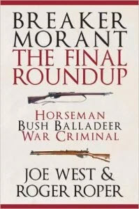 The following book contains details of Breaker Morant and the polo international at Bogan Gate. Breaker Morant The Final Roundup: Horseman, Bush Balladeer, War Criminal by Joe West and Roger Roper ISBN 9781445659657 Published: Amberley 15 Dec 2016. https://www.amberley-books.com/breaker-morant.html