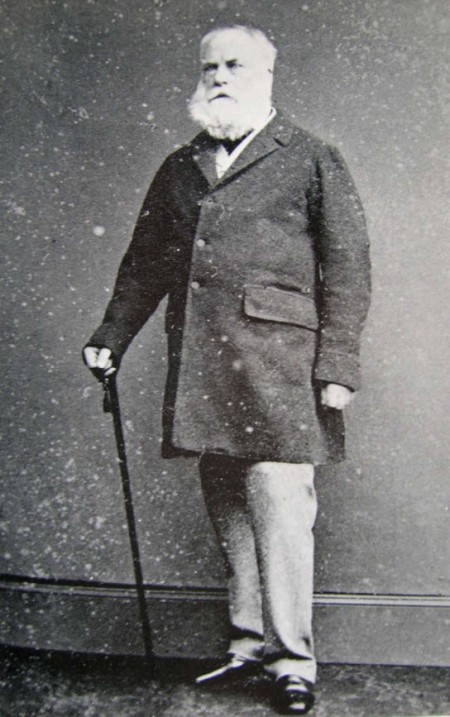 Photograph of the 4th Earl of Ashburnham, whom the county of Ashburnham in Central West NSW was named after. Source: Landed Families of Britain and Ireland blog