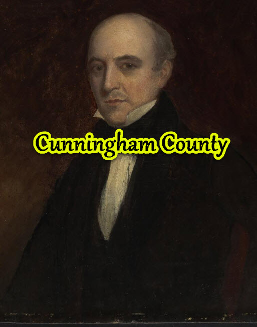 Reproduction of portrait of Allan Cunningham. Oil on wood panel by an unknown artist circa 1835 Source: Australian Dictionary of Biography website
