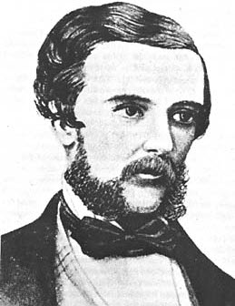 "Picture of Edmund Kennedy, originally published in T.L. Mitchell (1838) Three Expeditions Into The Interior of Eastern Australia"" Source: Wikipedia"