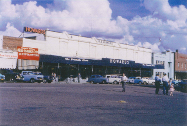This photograph shows Howards in the 1950s. [Personal photograph]. (circa 1950s).