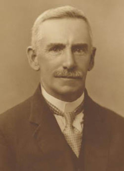 Portrait of Horace Keyworth Nock. Source: Australian Dictionary of Biography website at http://adb.anu.edu.au/biography/nock-horace-keyworth-1366